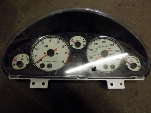 Instrument cluster panel, MX-5 mk2.5, 5sp, ND51, USED